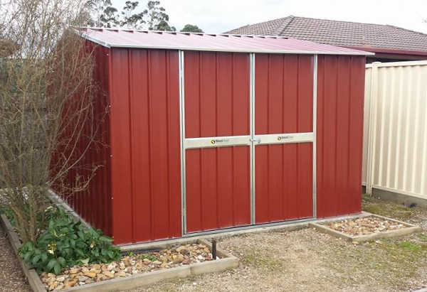 Australian Garden Shed With Gable Roof