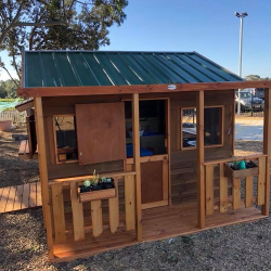 Hideout Kids Cubby House