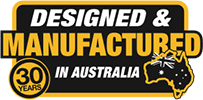 Designed and Manufactured In Australia