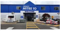 Sheds In Geelong - Faggs Mitre 10 Wallington