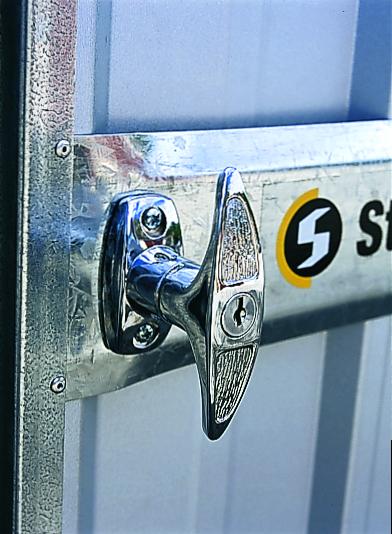 T-handle Door
