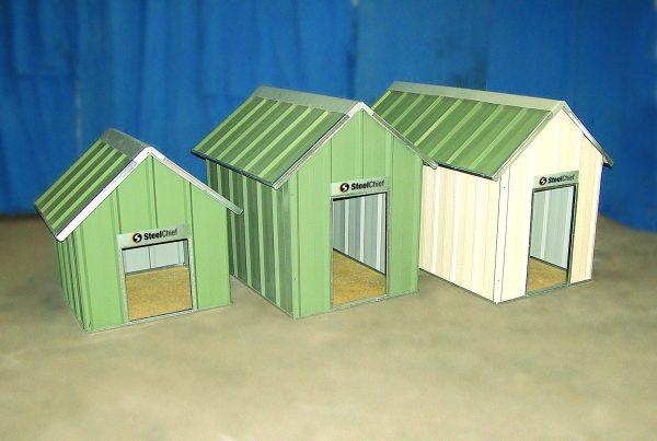 Steel Dog Kennels Australia