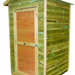 Bay Box Timber Shed title=