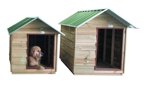 Timber Dog Kennels Gable