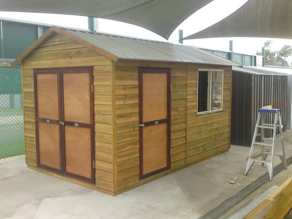 Timber Shed Workshed or Studio