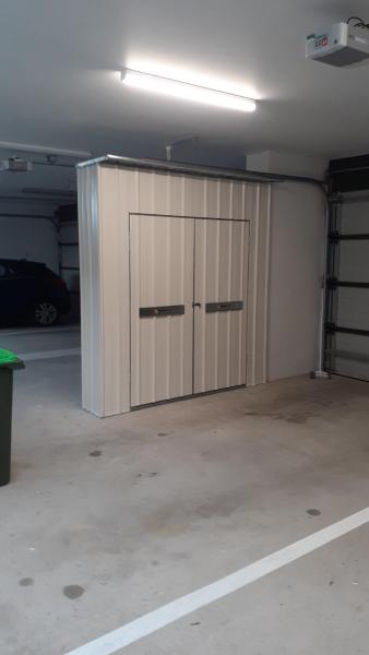 Underground/Carpark Storage Locker