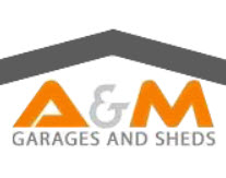Sheds In Victoria - A & M Garages