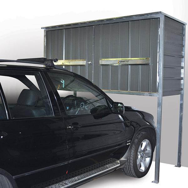 Over Bonnet Car Storage