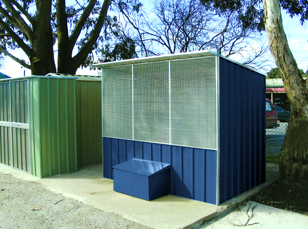 Chook Coop with layer box