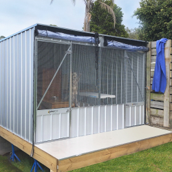 Cat Cages/Enclosures title=