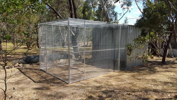 Cockatoo/Macaw Cage
