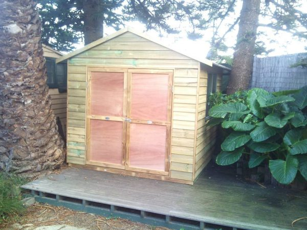 Timber Shed Workshop
