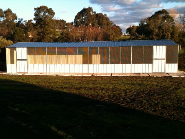 Large Commercial Fowl House