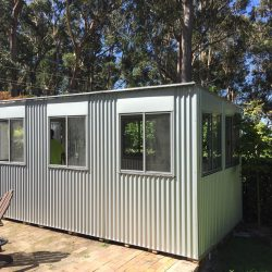 Garden Shed Office title=