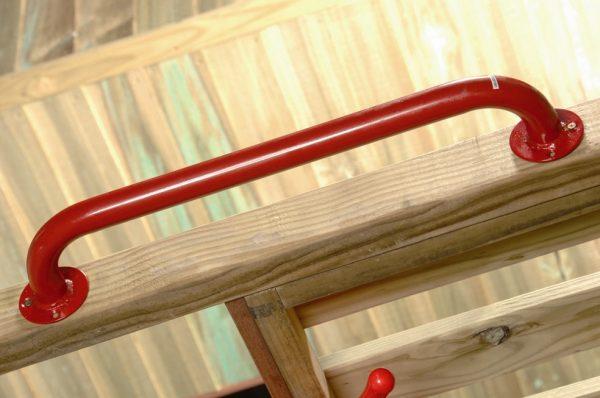 Cubby D-handles