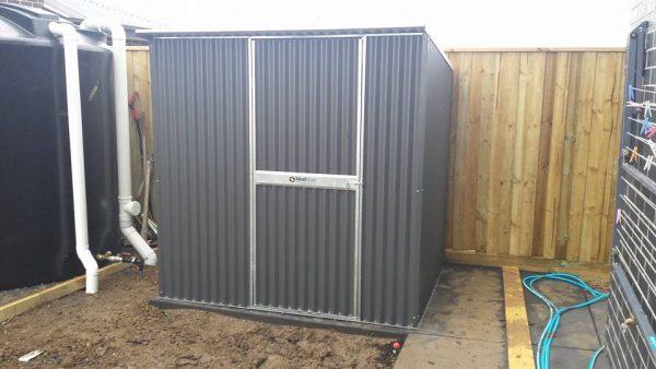 Garden Shed Corrugated Profile Skillion