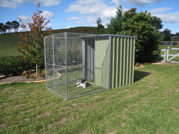 Dog pen enclosure