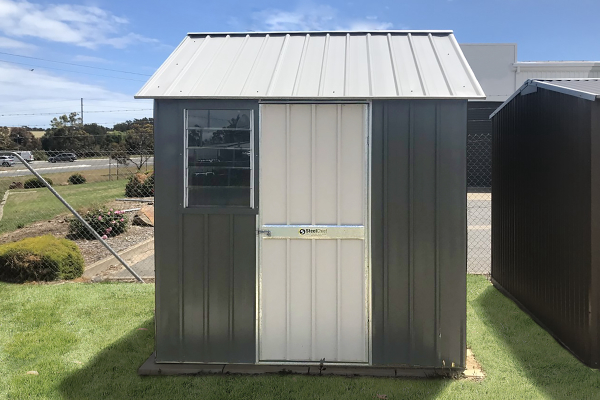 Garden Shed With Heritage Roof