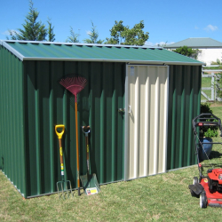 Heavy Duty Gable Roof Garden Shed