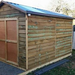 Gable Roof Timber Sheds title=