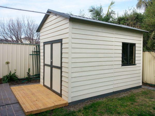 Garden Shed Studio Retreat
