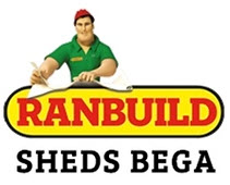 Sheds In South Coast - Ranbuild Sheds Bega