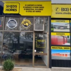 Sheds In South East Melbourne - Sheds N Homes Lilydale