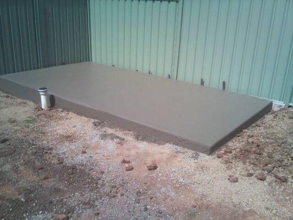 Concrete Flat Slab