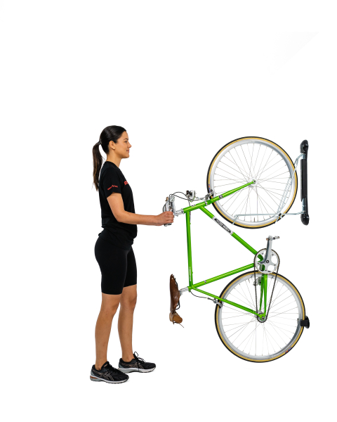 Steadyrack Classic for commuter bike