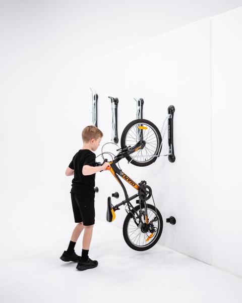 Steadyrack Classic for children's bike