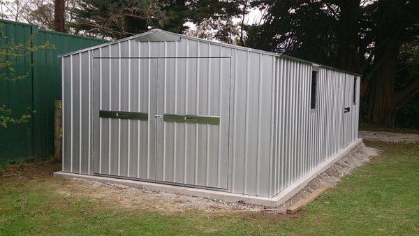 Garage Doors Gable End Steel Frame