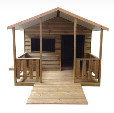 All Abilities Cubby House