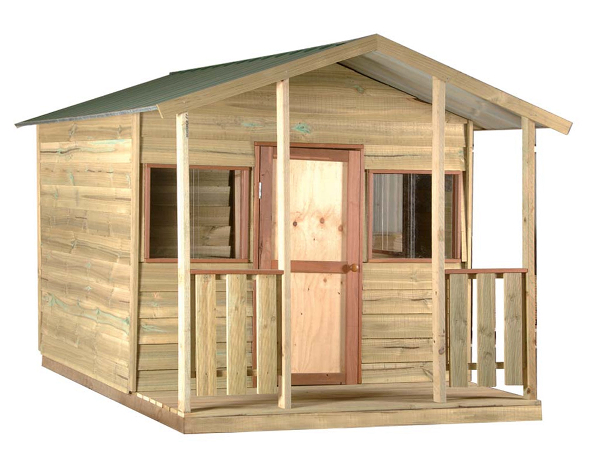 The Hut - Cubby House