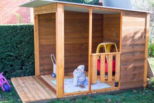 Kids Cubby House The Nursery