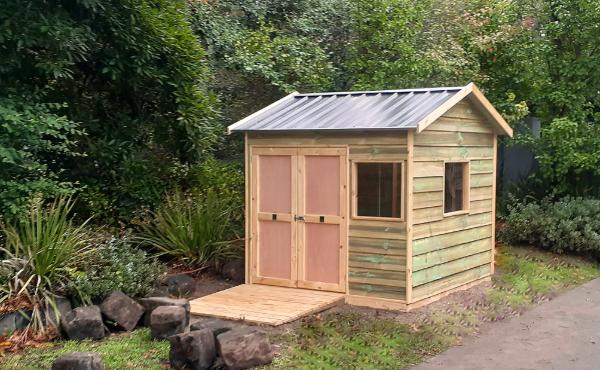Timber Garden Shed Australia