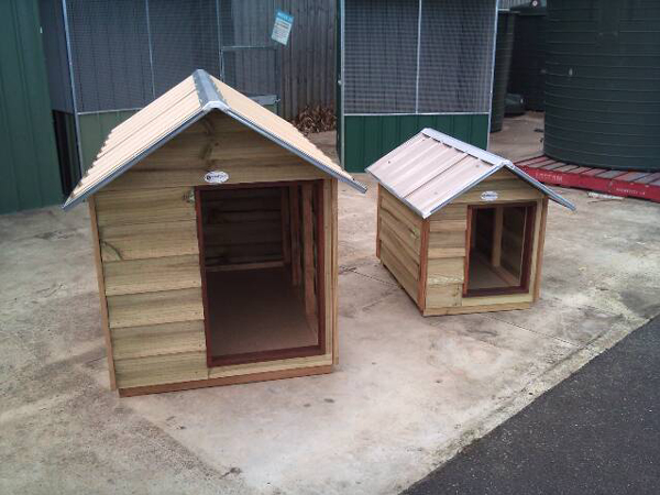 Timber Gable Dog Kennels