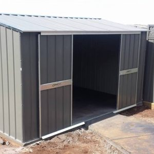 Flat Roof Garden Shed