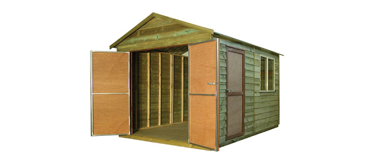 Customising Your Garden Shed