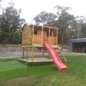 Fun Lodge cubby house