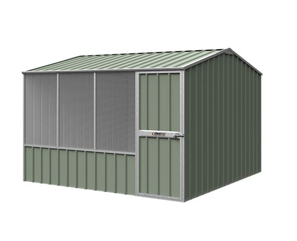 Gable Roof Chook Shed