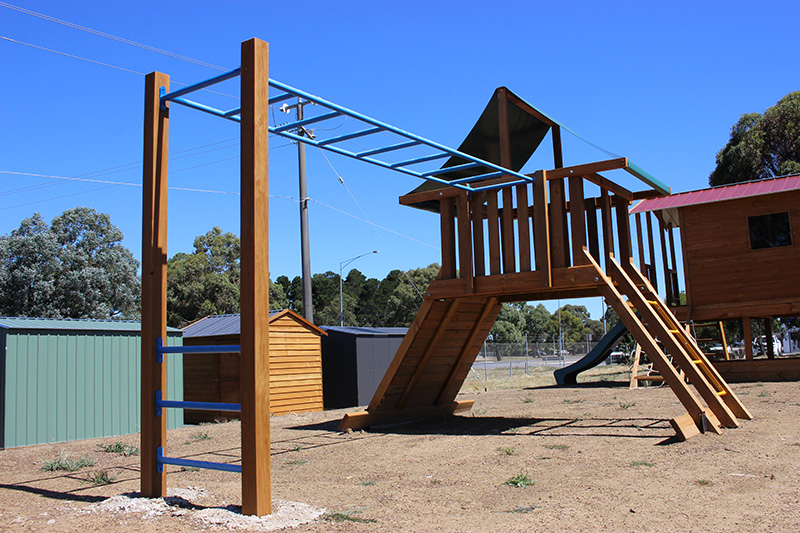 Free Standing Monkey Bars For Home
