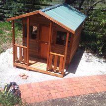 Sand Cabin Cubby House